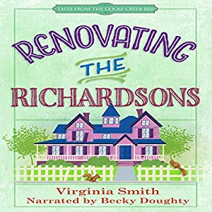 Renovating the Richardsons Audiobook