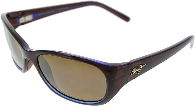 2695f985cc6 Maui Jim Men s Kuiaha Bay H286-26C Blue Wrap Sunglasses  Maui Jim ...