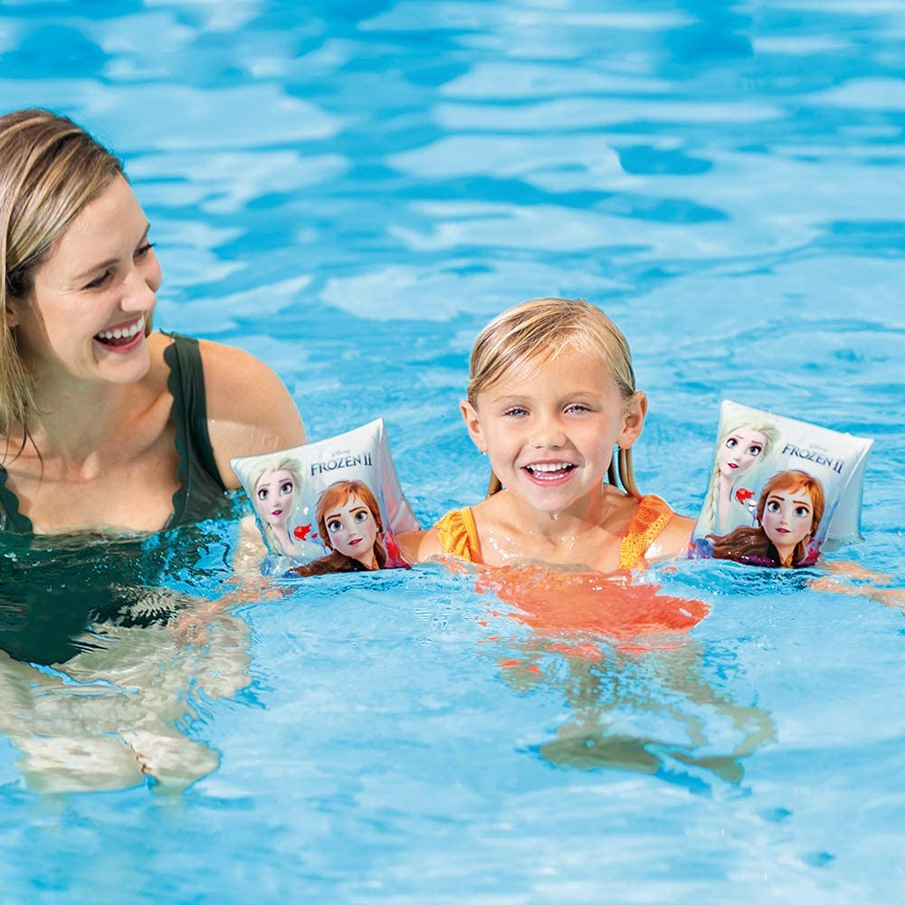 Intex 56640EU - Manguitos hinchables Licencia Frozen: Amazon.es ...