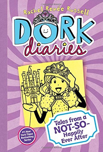 Dork Diaries 8: Tales from a Not-So-Happily Ever After by Rachel Ren??e Russell (2014-09-30)