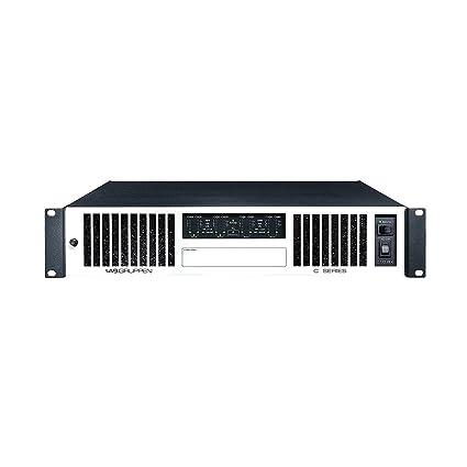 Lab.gruppen C10:8X | 8x125 Watt 8 Channel Installation Amplifier
