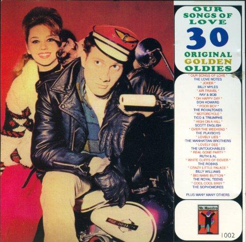 Our Songs of Love - 30 Original Golden Oldies (Mr Maestro - Oldies Golden Music