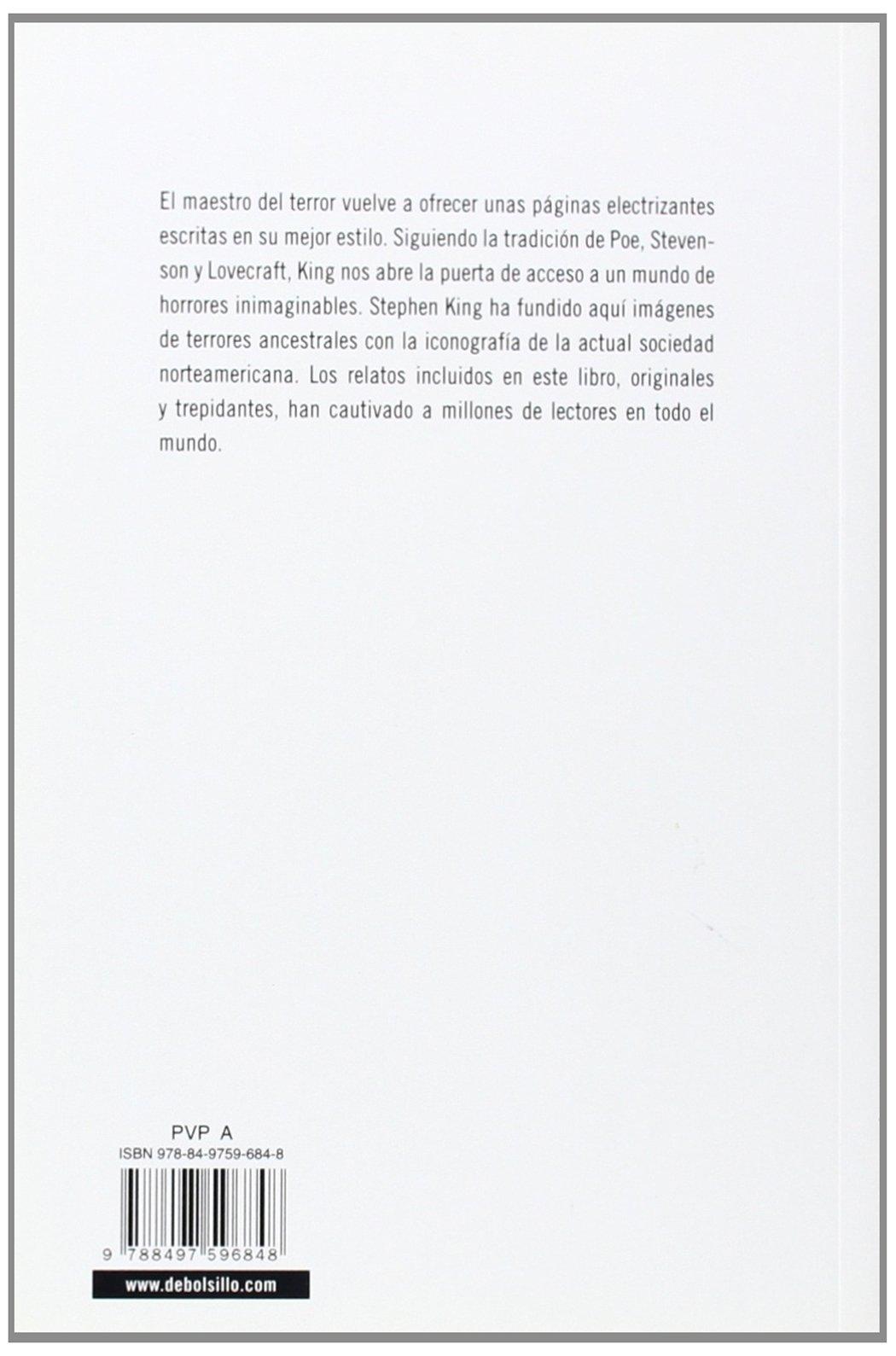 Historias fantásticas: Amazon.co.uk: Stephen King, Rosa S. De Naveira:  9788497596848: Books