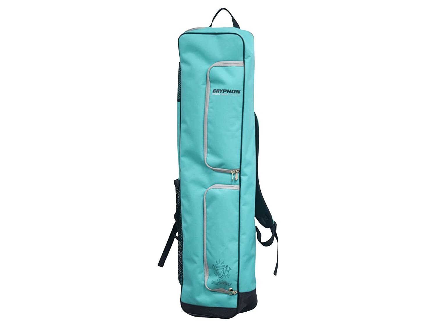 Gryphon Middle Mike Hockey Bag - Teal (2018/19)