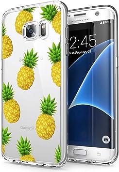 Funda Samsung Galaxy S7 Edge, Eouine Cárcasa Silicona 3D ...