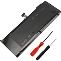 """New A1321 Laptop Battery for MacBook Pro 15"""" inch A1286 Battery(Only for Mid 2009, Mid 2010 Version)-Fits MC118LL/A…"""