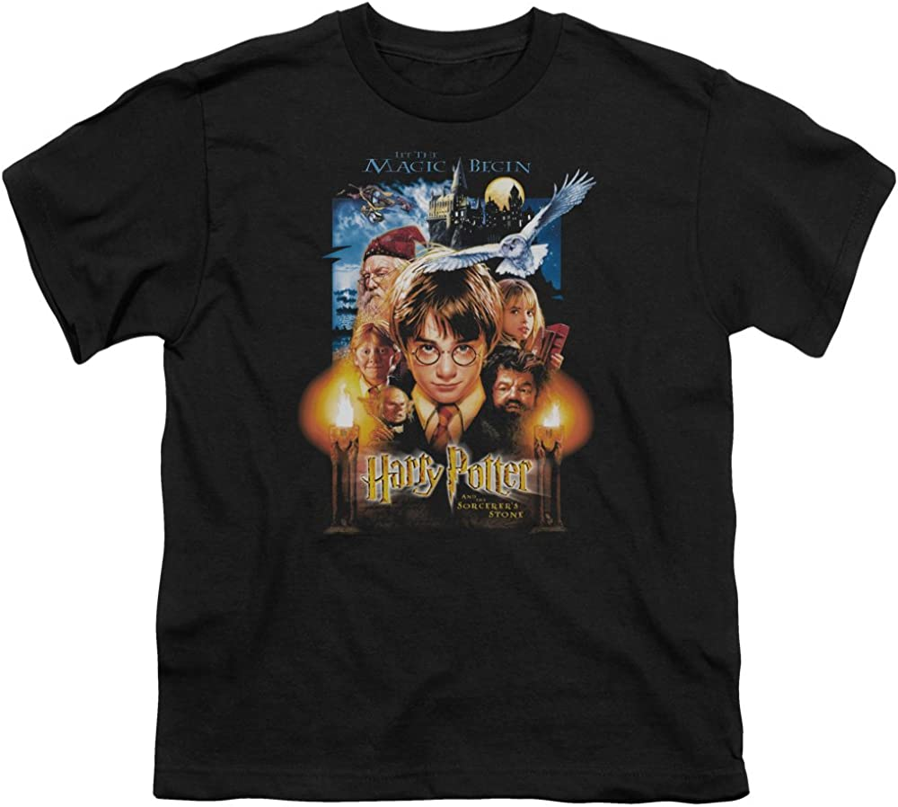 HARRY POTTER Youth Movie Poster T-Shirt