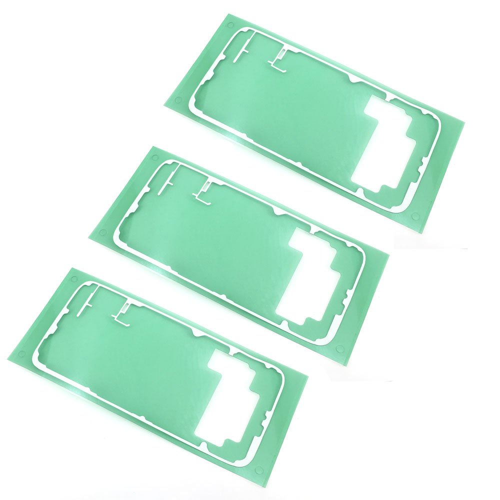 E-repair Back Cover Plate Adhesive Glue Replacement for Samsung Galaxy S6 G920