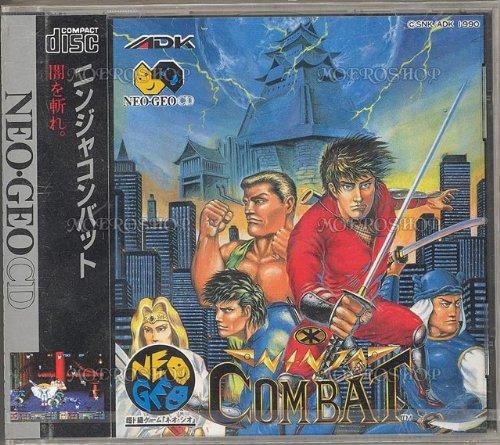 Ninja Combat [Importación Japonesa]: Amazon.es: Videojuegos