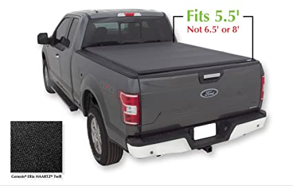 Lund  Genesis Elite Roll Up Truck Bed Tonneau Cover For   Ford F