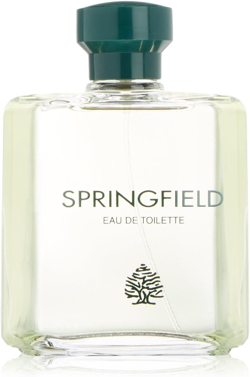 Springfield Agua de Colonia con Vaporizador 200 ml: Amazon.es: Belleza