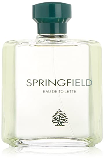 SPRINGFIELD edt vapo 200 ml