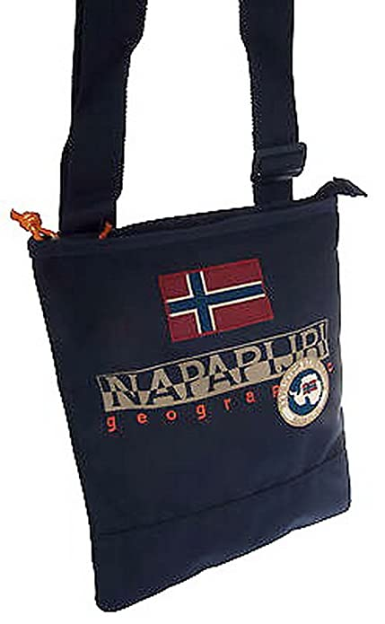 Napapijri Tracollina Mini Crossover Borse Nuovo T.  MainApps  Amazon.it   Valigeria eb249e056ae
