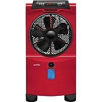 Simfer BVD 1400N Soğuk Buharlı Vantilatör, Kırmızı