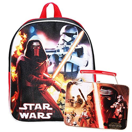 Star Wars Preschool Backpack Toddler (11