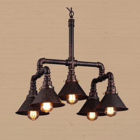 Modern Plafón Lámpara de techo/Iluminación colgante con Lámpara colgante y Madera Lámparas de araña