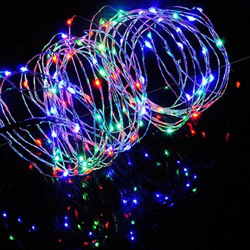 100 Solar String Lights - 6