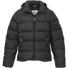 Pyrenex Spoutnic Jacket Mat HMI002: Black