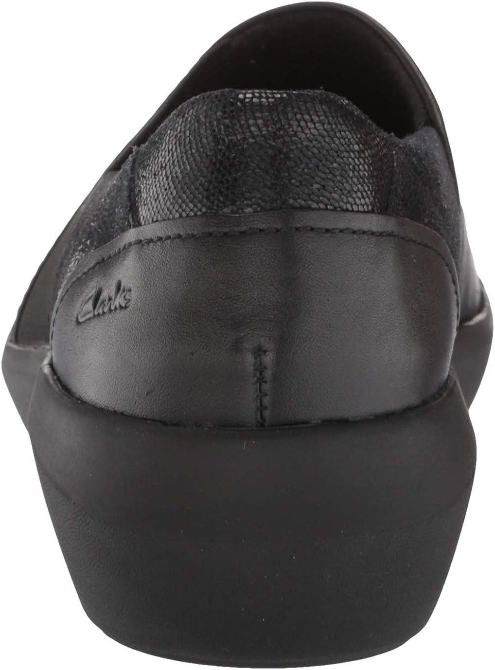 Clarks Women/'s   Kayleigh Step Slip On Sneaker