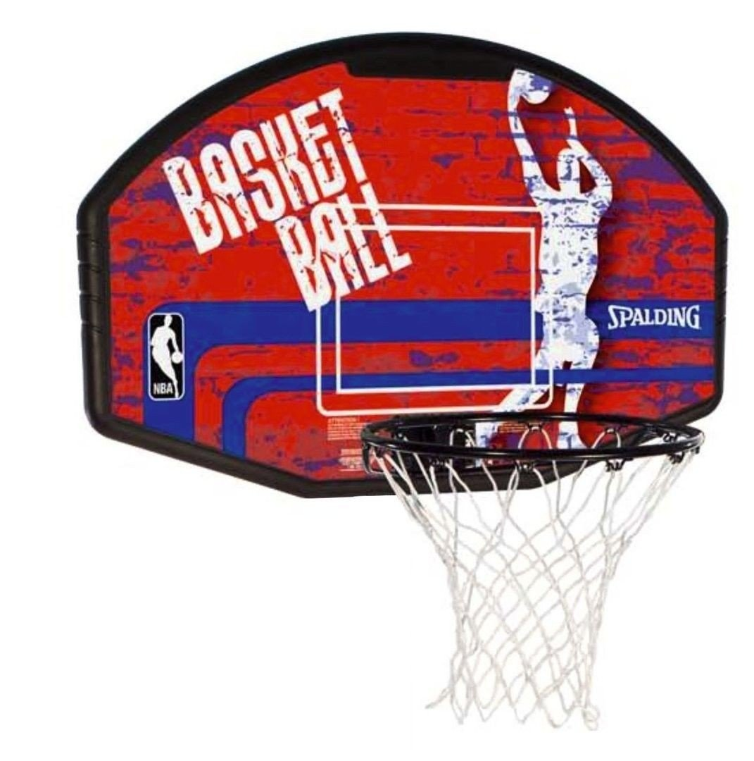 Spalding Bask-Board Pro Rouge/bleu 1: Amazon.es: Deportes y aire libre