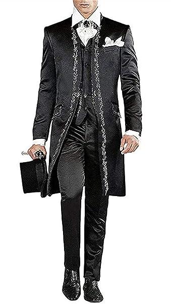 Amazon.com: Suxiaoxi - Traje de esmoquin de boda para hombre ...