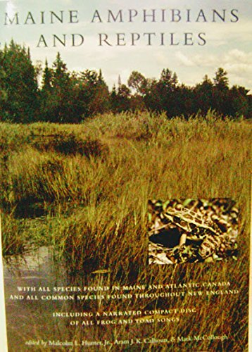Maine Amphibians and Reptiles