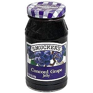 Smucker's Concord Grape Jelly, 12 oz (340 g)