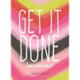 2018 Get it Done Monthly Planner