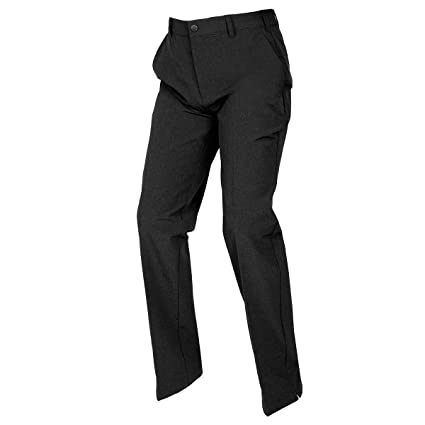 412cc91875b150 Adidas 2016 Ultimate Fall-Weight Pants Water-Resistant Mens Golf Flat Front  Trousers Black