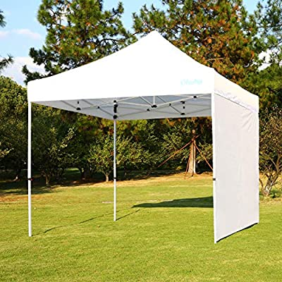 Ohuhu Canopy Tent Sidewall Panel, Sidewall Only : Garden & Outdoor