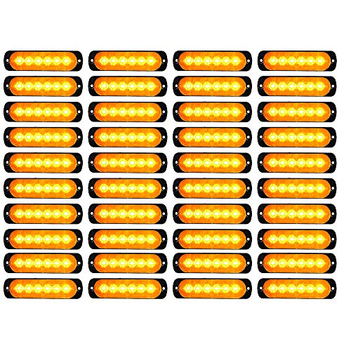 Led Traffic Caution Lights in US - 8