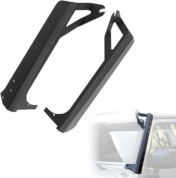"""For 1997-2006 Jeep Wrangler TJ//LJ A-Pillar Mount Brackets For 52/"""" LED Light bar"""