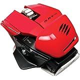 [Win8/8.1/10、Mac10.7-10.9 対応] R.A.T.M ワイヤレスマウス レッド Bluetooth 4.0 GameSmart/Bluetooth Smart対応 電池寿命最大1年実現 (MC-RME-RD)
