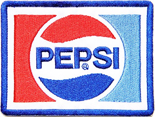 Homemade Disney Costumes (Pepsi Soft Drink Logo Symbol Jacket T-shirt Patch Sew Iron on Embroidered Sign Badge Costume Clothing)