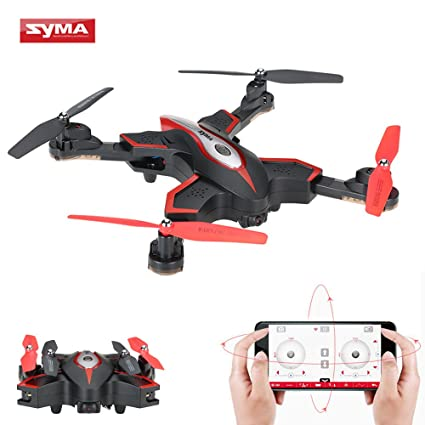 Syma X56W RC Drone Foldable Quadcopter With HD Wifi Camera
