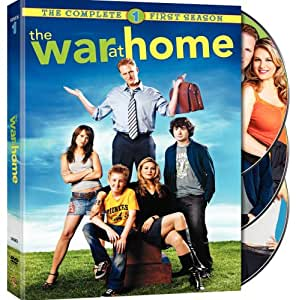 The War at Home - The Complete Season 1 (3 Disc Set)