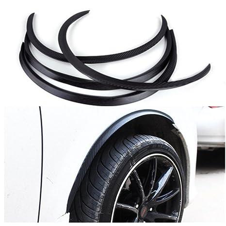 Amazoncom Fender Flares Arch Wheel Eyebrow Auto Mudguard Fender