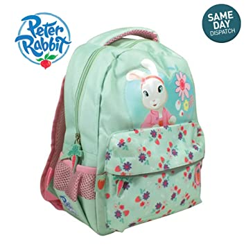 Peter Rabbit Ruck Sack Back Pack School Bag