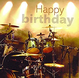 Male Singer Birthday Cake