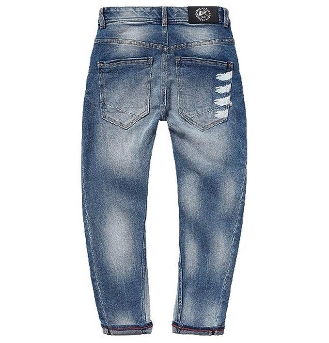 dde51029796584 Vingino - Jeans - ragazzo Vintage chiaro 176: Amazon.it: Abbigliamento