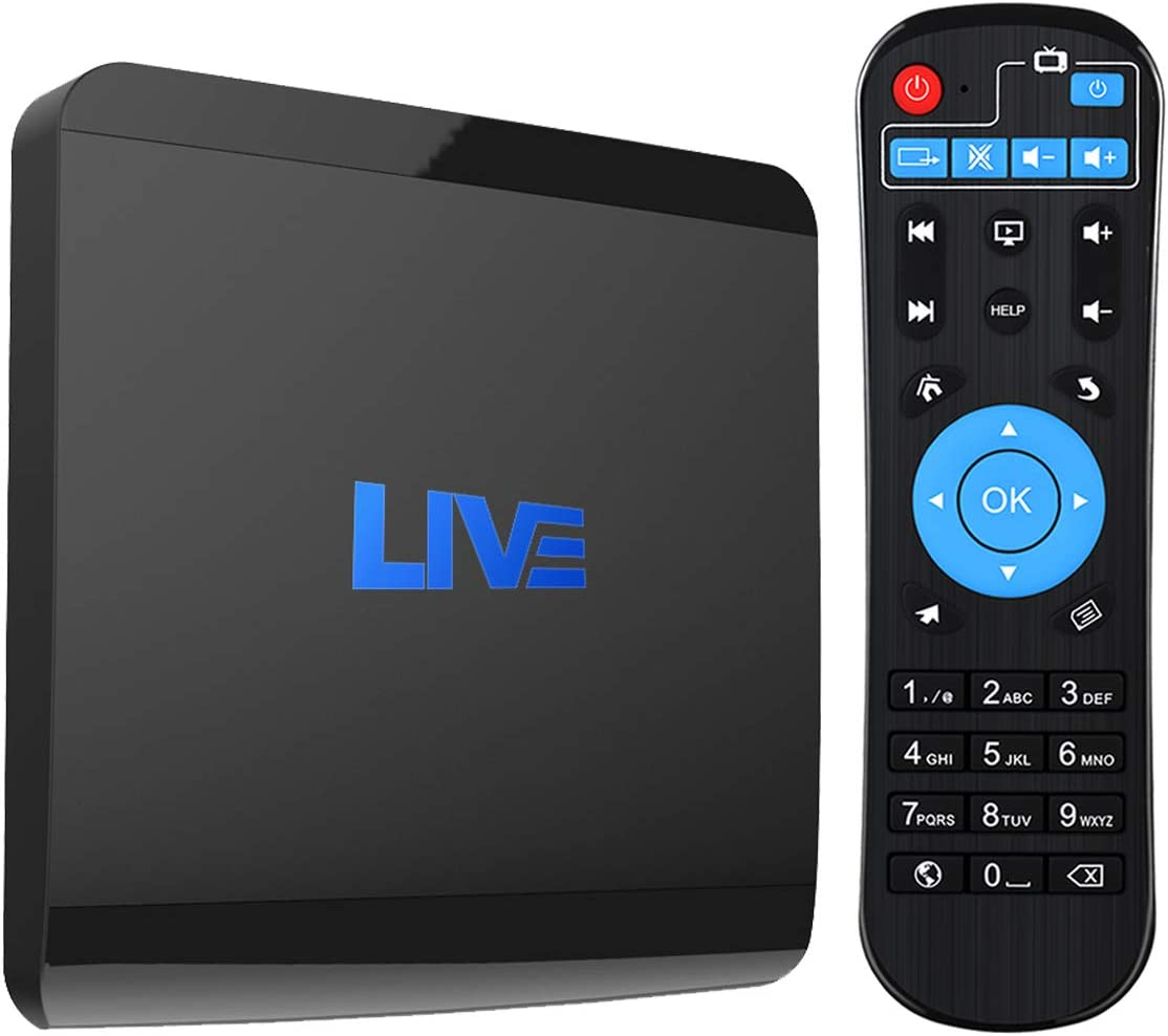 Goldenbox Live IPTV Box