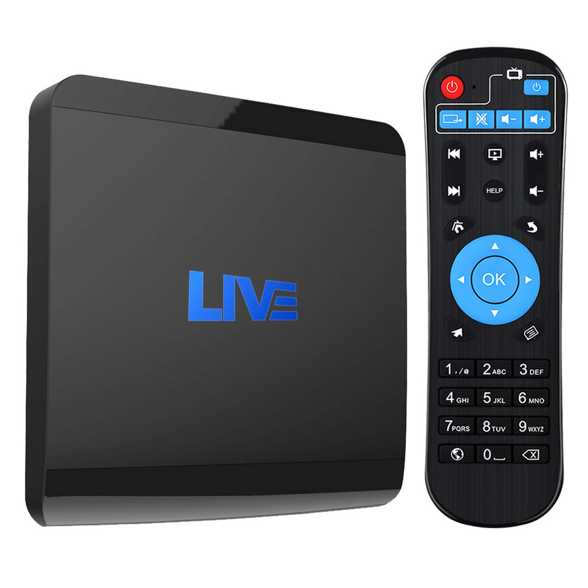 IPTV Receiver Box 1600+ 4K Live Global Channels from Arabic Brazilian America European