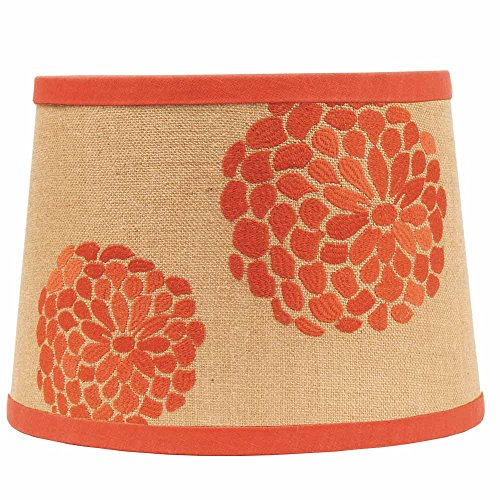Home Collection by Raghu Zinnia Washer Drum Lampshade