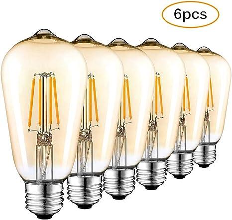 Retro Vintage Edison Style Filament Light Bulb Lightbulb Screw Fit 40W 230V E27