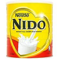 Nido Instantánea fresca Leche en polvo Crema (2,5
