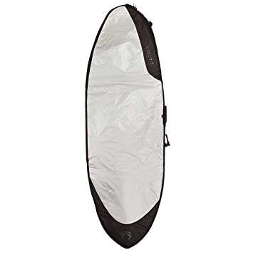 Surfdome Funboard - Funda para tabla de surf, 2,13 m