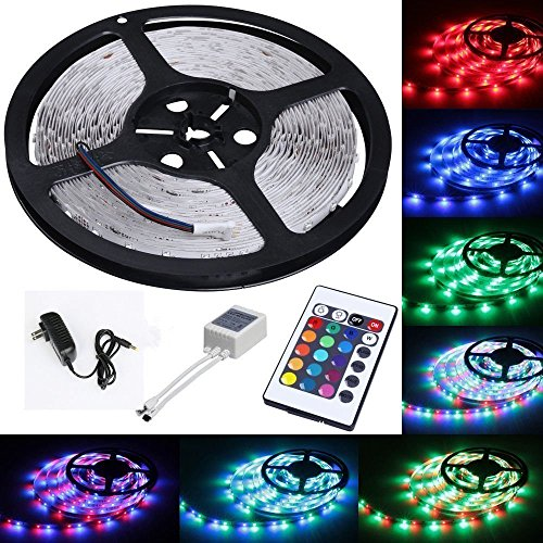 Led Light Strip Flexible Multi Color in US - 3