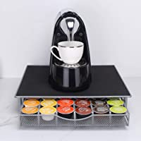 Coffee Capsule Holders,Coffee Pod Holder Dolce Gusto for Coffee Pod Storage Drawer for Nescafe Coffee Pod Holder for…