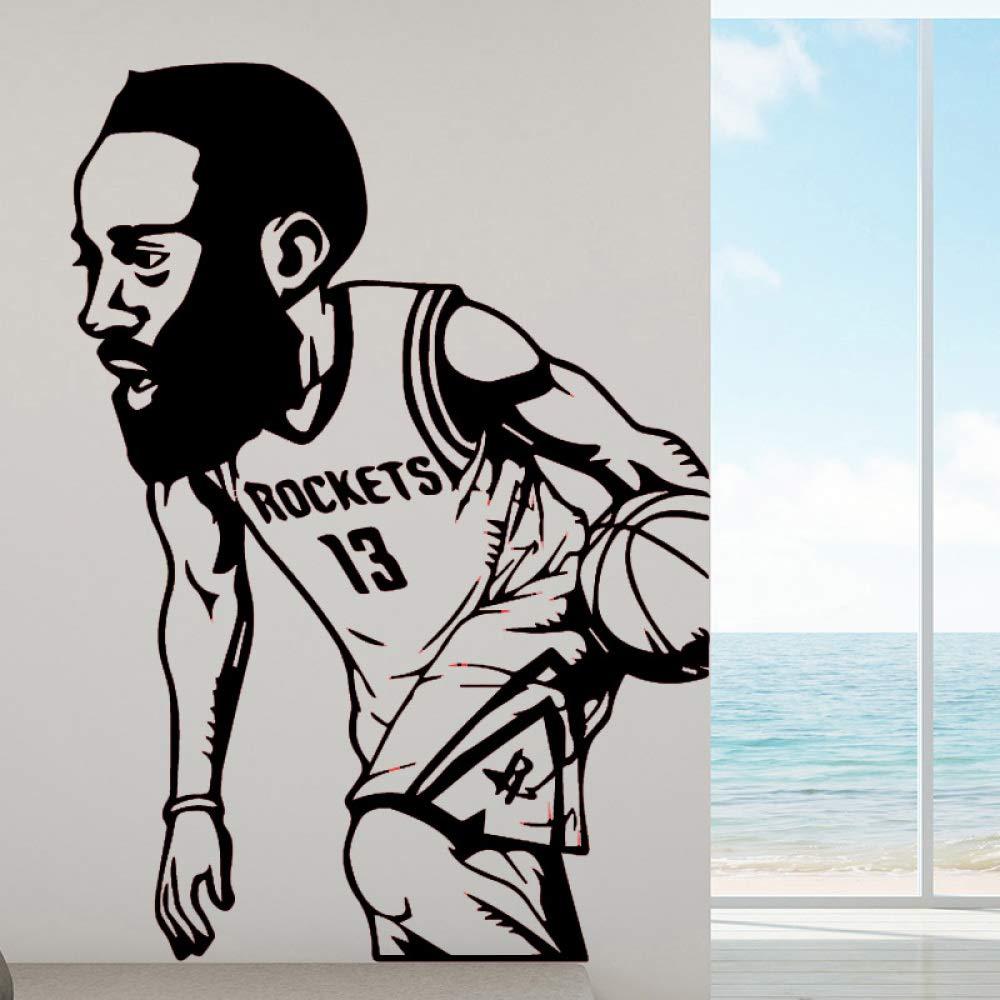 xingbuxin Sportsman Basketball Vinyl Wall Sticker para la ...