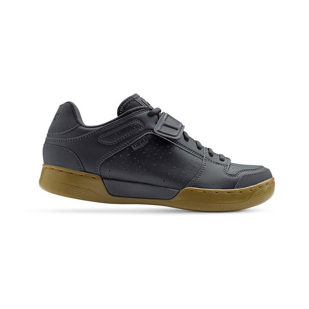 Giro Chamber MTB Shoes B0099B7BOO 47|Black/Gum